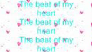 Beat of my Heart - Hilary Duff (lyrics)