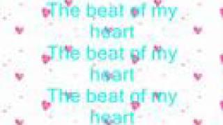 Beat of my Heart - Hilary Duff (lyrics)