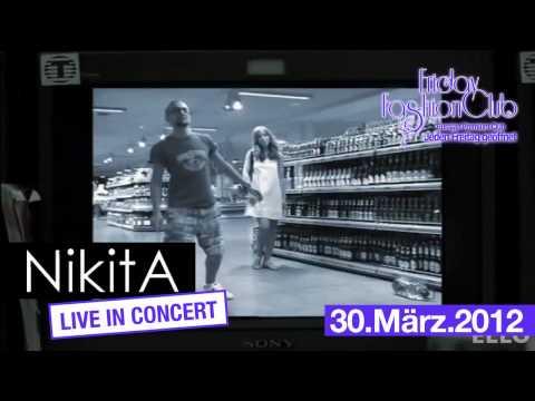 NikitA (НикитА) live in concert @ Friday Fashion Club Essen Trailer / 30.03.2012
