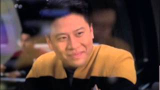 Ensign Harry Kim and The Search for True Love?