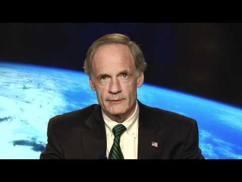 Sen. Tom Carper Marks the 41st Anniversary of Earth Day