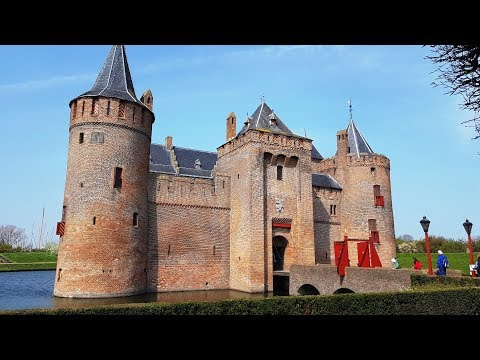 WOW! Muiderslot Castle