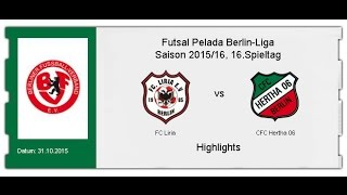 FC Liria - CFC Hertha 06 (Highlights)