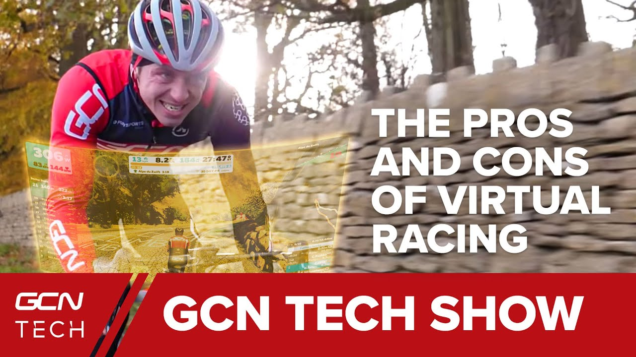 Is Virtual Racing The Future of Cycling?