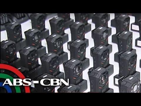 Mga body camera ng PDEA, ipasusuot din sa media kapag may operasyon