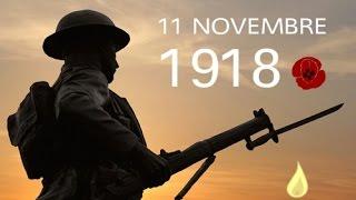 Vers l'armistice du 11 novembre 1918 - documentaire