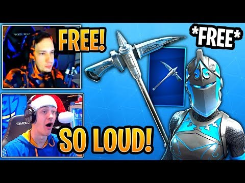 Streamers Get & React To The *FREE* New