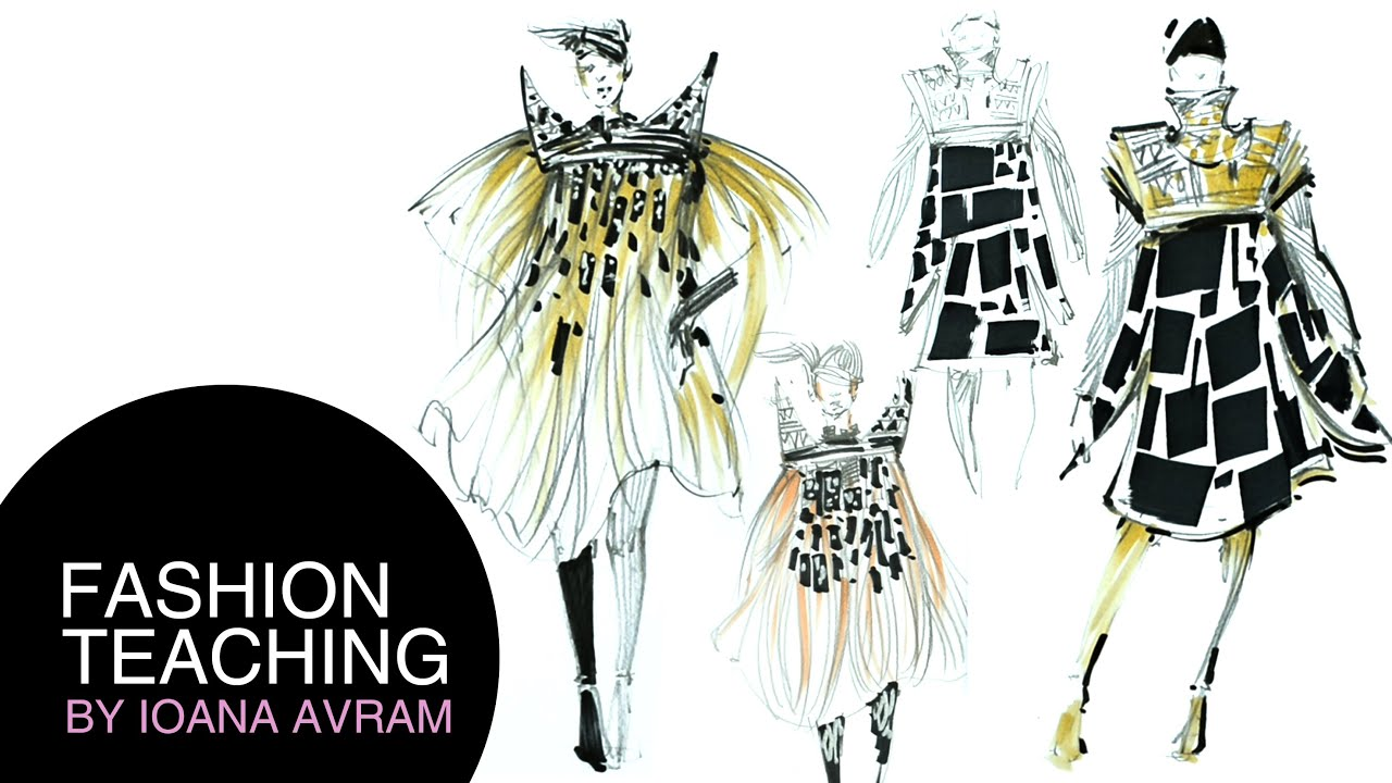 How To Design Your Fashion Collection Youtube