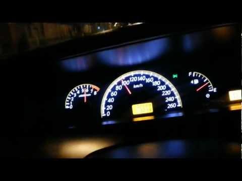 Nissan Teana 230JM J31 0-100km/h