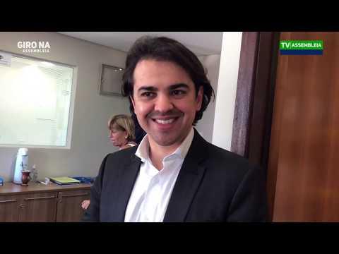 Giro na Assembleia - Luiz Fernando Guerra