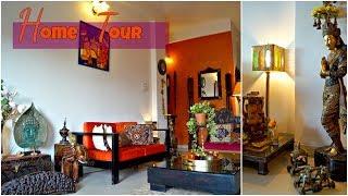 Home Tour - Kapila & Sonal Banerjee (Part-I ) | Indian Home Tour