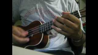 Z O É Sombras unplugged cover Ukulele
