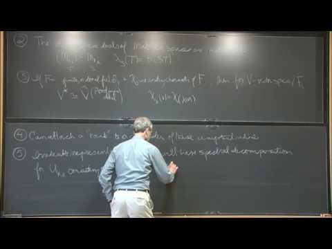 On the role of rank in representation theory of the classical groups - Roger Howe