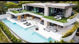 NEW SUPER HOUSE !!! $27,350,000 | 1251 Shadow Hill Way. Beverly Hills. CA 90210 (4K)