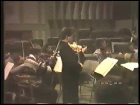 Bach - Concerto for Violin and Soprano Saxophone