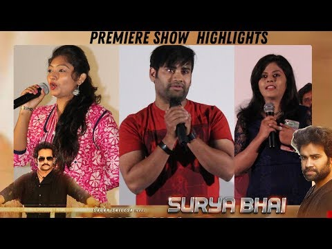 SURYA BHAI - Short Film Premiere Show Highlights | Directed By Sagar sailesh | KlapRolling