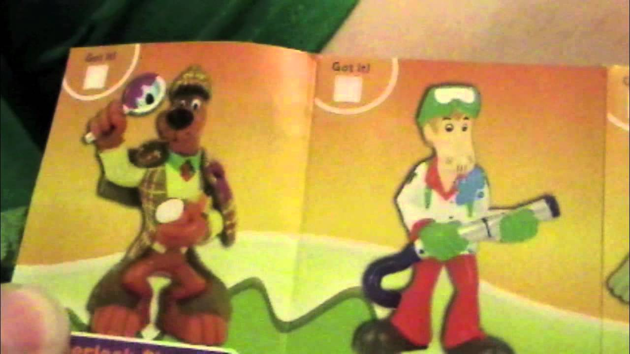 Scooby Doo Goo Crew Blind Bags Halloween Review By Bin