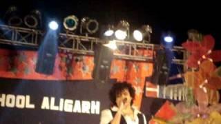 maeri-live concert in DPS aligarh