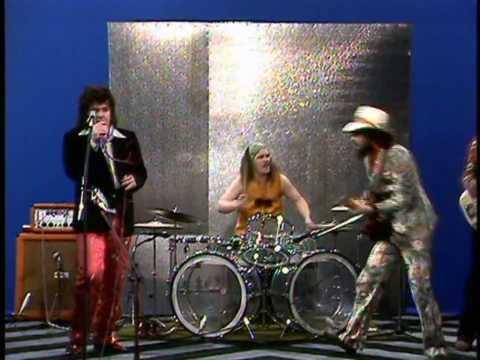 Captain Beefheart & His Magic Band - German TV 1972