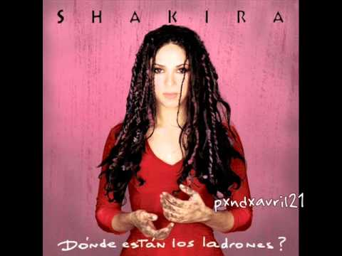 Si te vas - Shakira