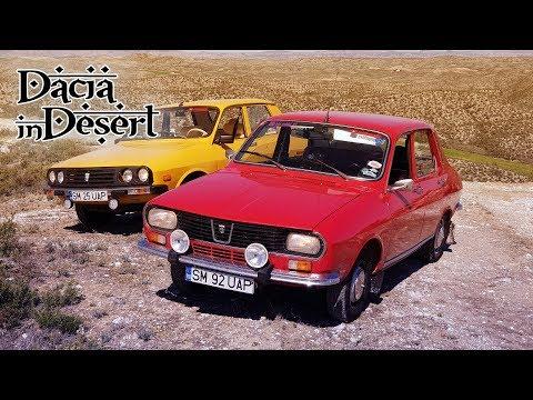 Cu Dacia Pe Camp in Desertul Spaniol - Road Trip - 4K 60FPS