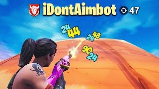 'HACKER' AVEC 47 KILLS GETS TROLLED! - Fortnite Funny Fails et WTF Moments! #490