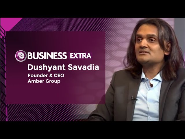 CEO of Amber Connect Taught Over 2,000 Inmates; Merging Charity & Tech | Business Live Extra | CVMTV