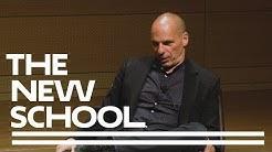 Yannis Varoufakis on Bitcoin and Political Money | The New School