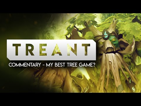 TREANT PROTECTOR GUIDE/COMMENTARY-- My best Tree game?