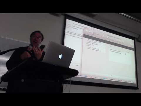 Michael Ward demoes some new features of FMPro 16