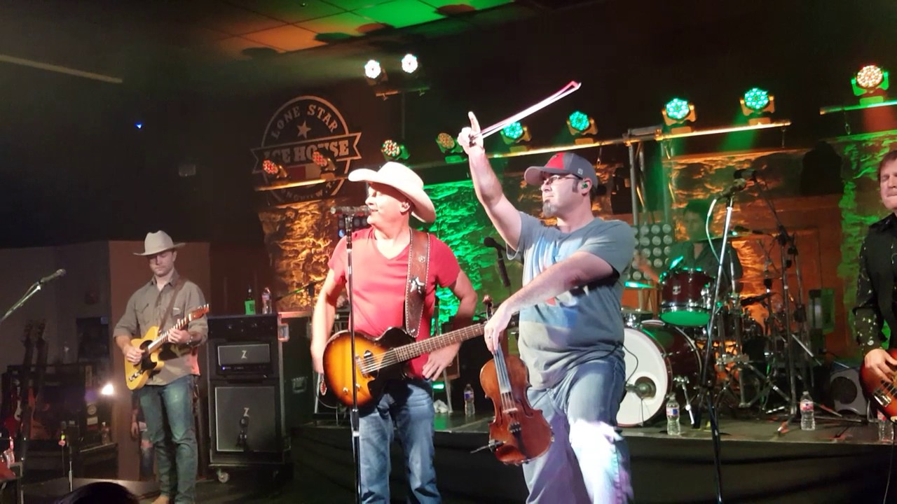 Kevin Fowler Beer Bait And Ammo Electric Cowboy Longview Tx
