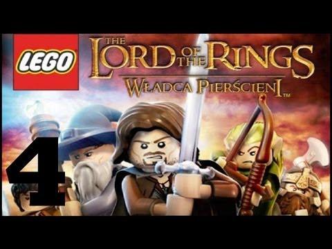 Zagrajmy W Lego Władca Pierścieni Odc4 Drużyna Pierścienia Youtube