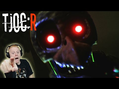 THE JOY OF CREATION REBORN | SLENDER CHICA IS ONE SCARY CHICK - TJOC:R
