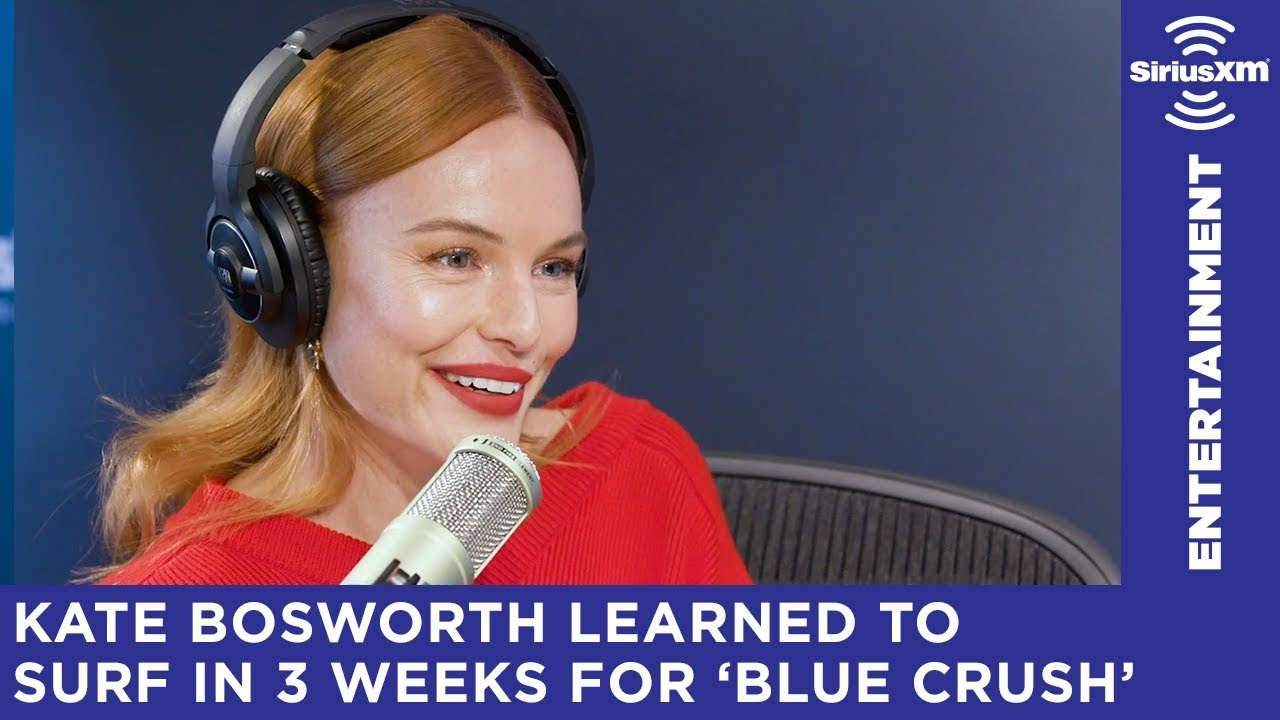 Download Kate Bosworth learned to surf in 3 weeks for Blue Crush