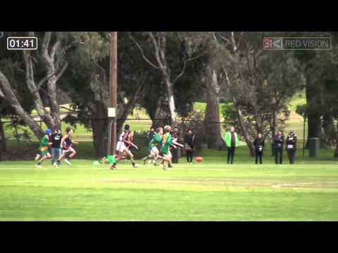 SMJFL 2014 Under 11 North Oakleigh v St Bedes,Mentone Tigers Blue