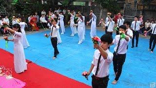 Khúc Hát Dâng Hoa | SVCG Di Trạch | Dâng Hoa 2015| Bài 4