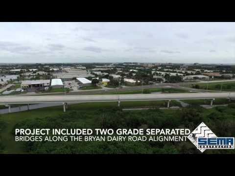 SEMA Construction, Inc. SR-686 Interchange Tampa, Florida