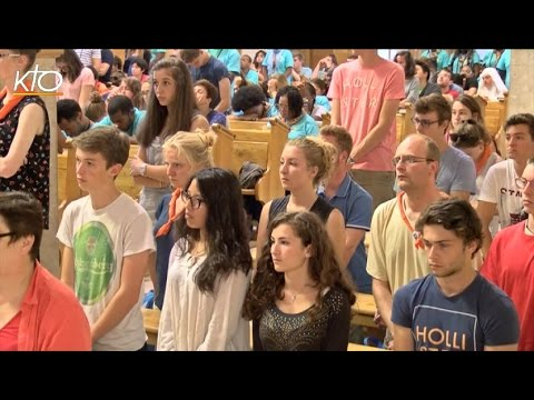 Témoignage de la déléguée diocésaine pour les pèlerins d'Amiens