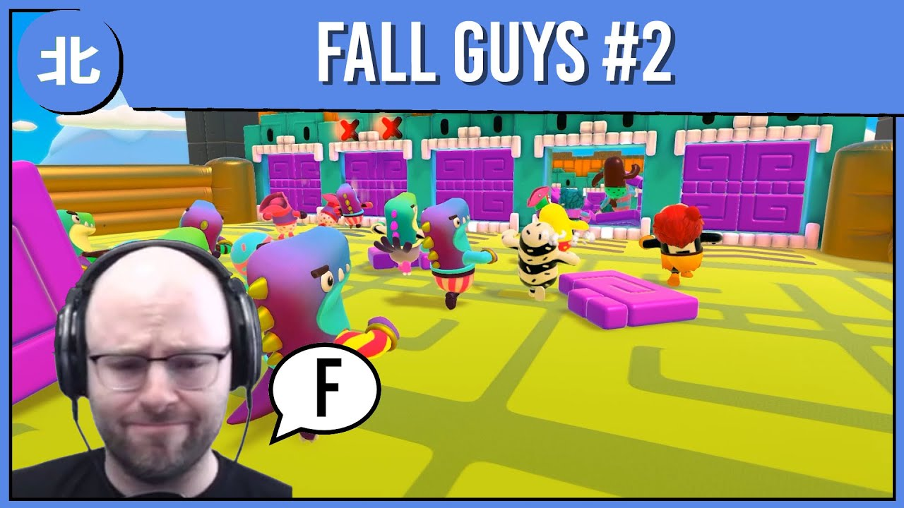 It's Official: 'Fall Guys' Is A Hit On PS4 And Steam