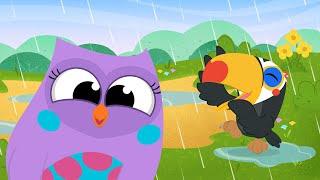 Ra, Ra, Rain! - Dance with Bubu - Bubu and the Little Owls