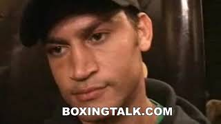 "Acelino ""Popo"" Freitas Interview Before Juan Diaz Unification Boxingtalk Classic"