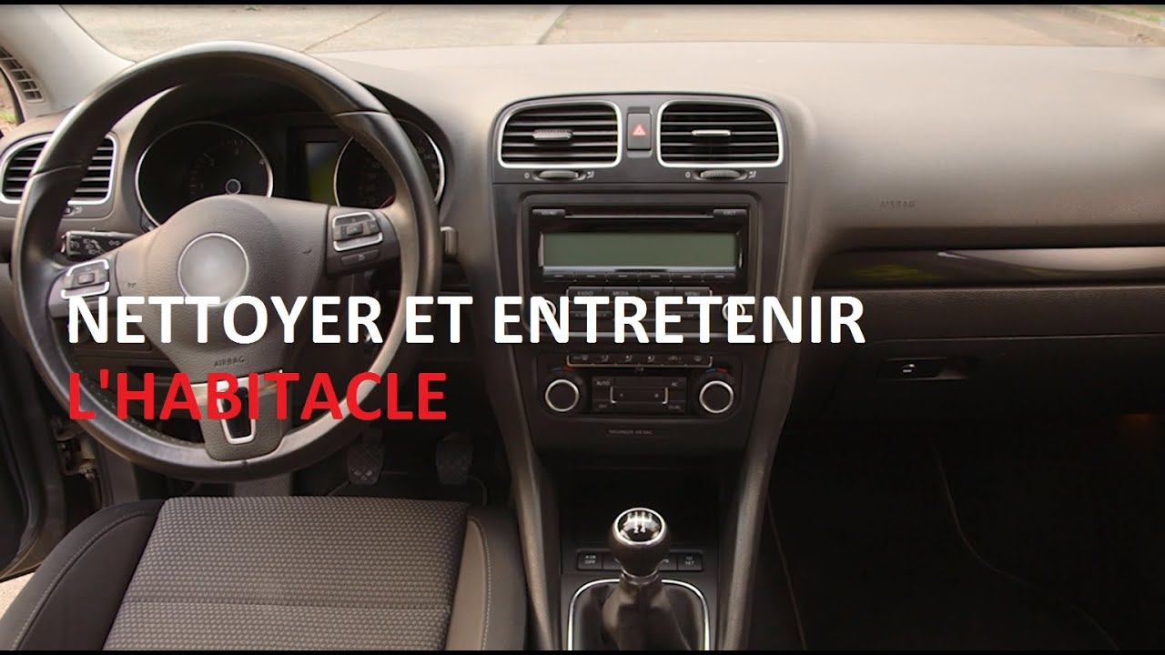 nettoyer l 39 int rieur de sa voiture mode d 39 emploi total youtube. Black Bedroom Furniture Sets. Home Design Ideas