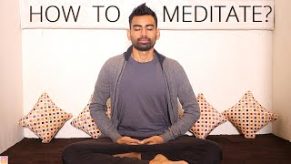 Why Should I Start Meditation? (with Beginner's Day 1 Guide)