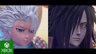 JUMP FORCE - Madara and Hitsugaya DLC Trailer