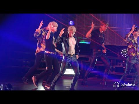 [4K] 190904 몬스타엑스 World Tour In Osaka 'Phenomenon' 형원  (MONSTA X HYUNGWON Focus FanCam)