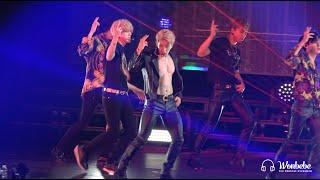Gambar cover [4K] 190904 몬스타엑스 World Tour in Osaka 'Phenomenon' 형원  (MONSTA X HYUNGWON focus FanCam)
