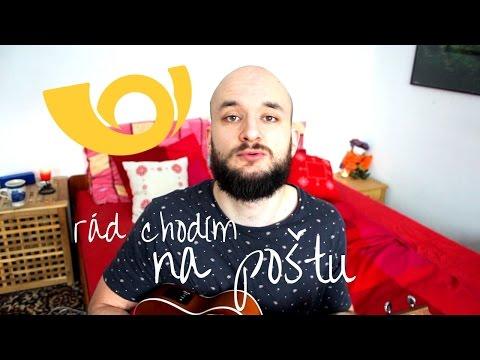 POKÁČ - RÁD CHODÍM NA POŠTU (ukulele minisong)