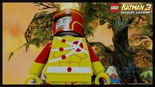 LEGO BATMAN 3 - Firestorm LORE & Gameplay!