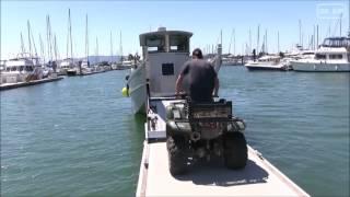 Чудо лодка Hard Drive Marine