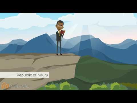 Republic of Nauru   Trip   Country   Cities   Travel #012